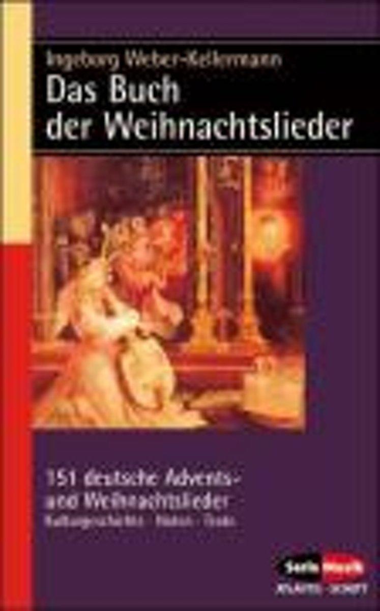 bol.com | Das Buch der Weihnachtslieder, Ingeborg Weber-Kellermann ...