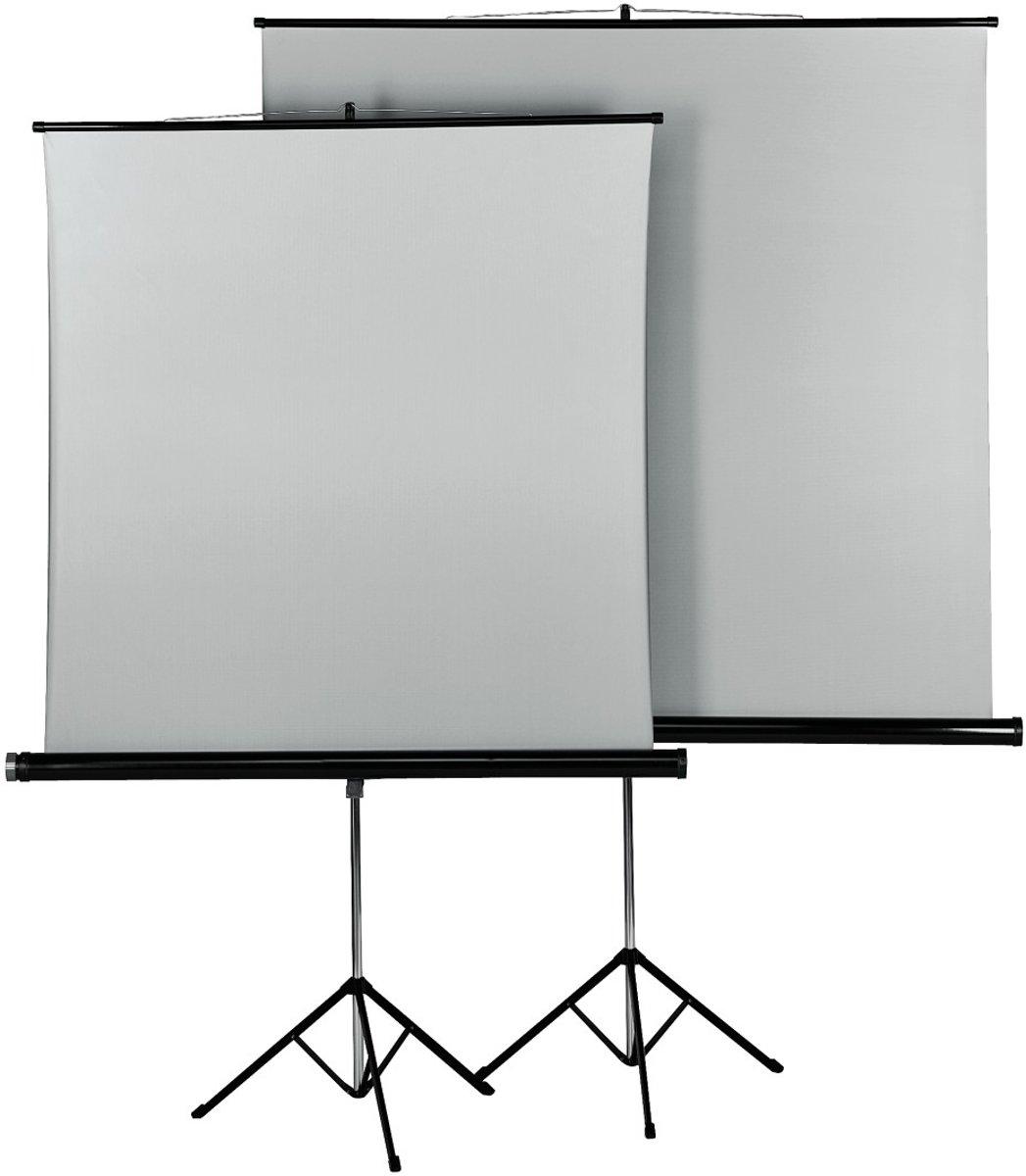 Hama Tripod Projectiescherm, 155 x 155cm, Duo kopen