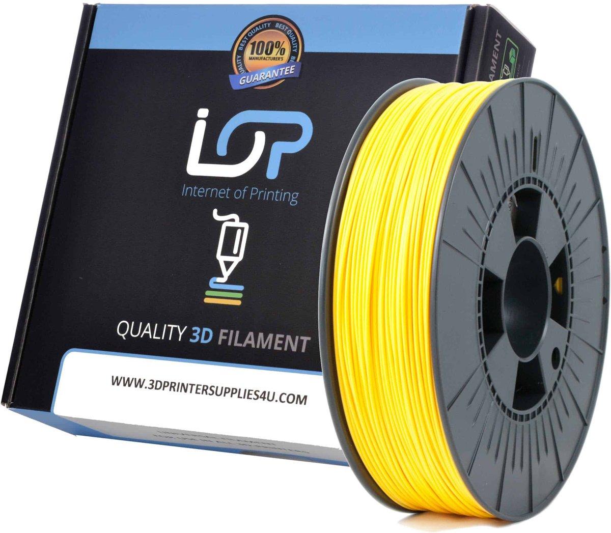 IOP PLA 1,75mm Yellow 500gr