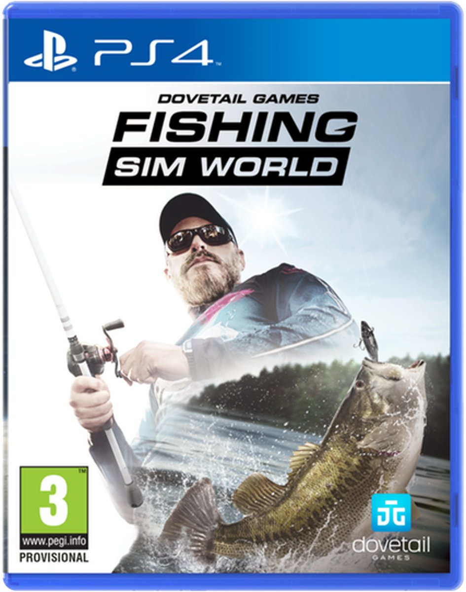 Fishing Sim World PlayStation 4