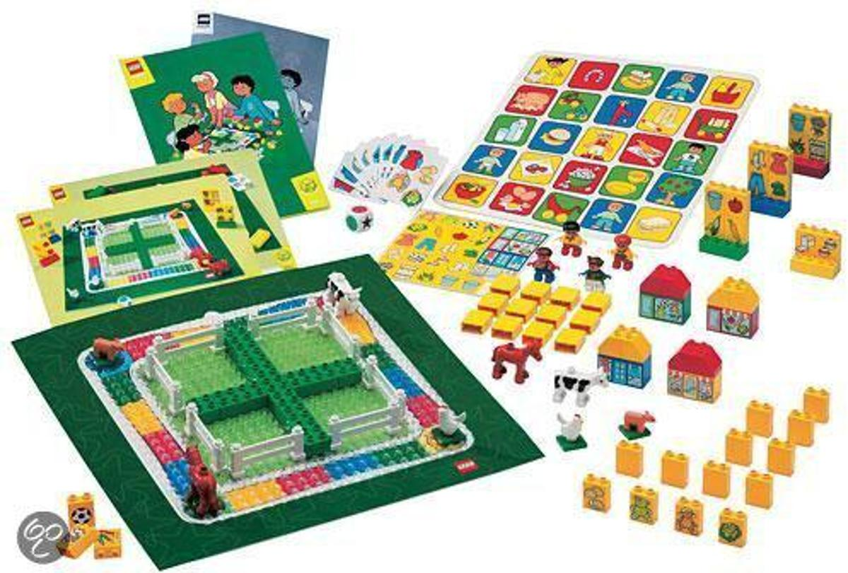 LEGO DUPLO Ontdekken en Leren - 9040