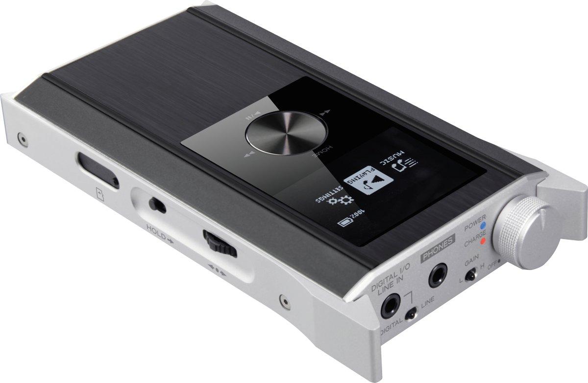 Teac HA-P90SD Hi-Res Koptelefoon Versterker/DAP Speler - Zwart kopen