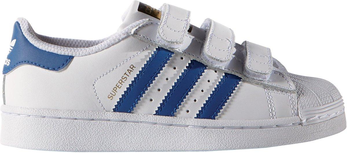 1715c40bcbb ... bol.com   adidas SUPERSTAR FOUNDATION CF C S74945 - schoenen-sneakers -  Unisex adidas superstar kindermaat 34 ...