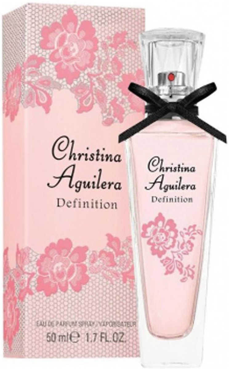 | Christina Aguilera Definition Edp Spray 50ml