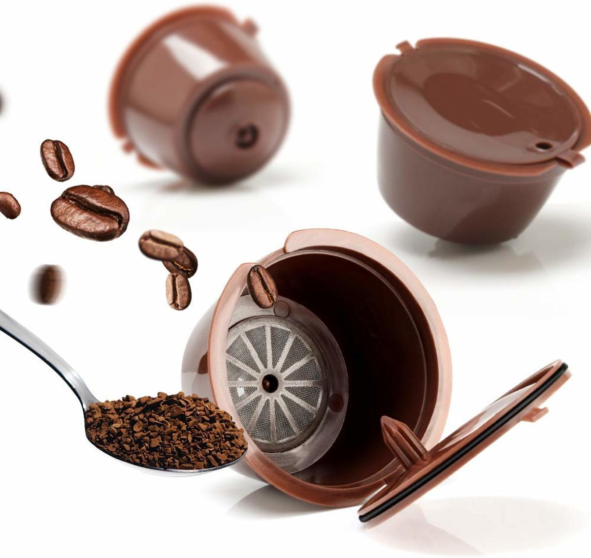 MIRO | 6x Hervulbare Dolce Gusto cups | Koffiecups | Koffie capsule| hervul baar kopen