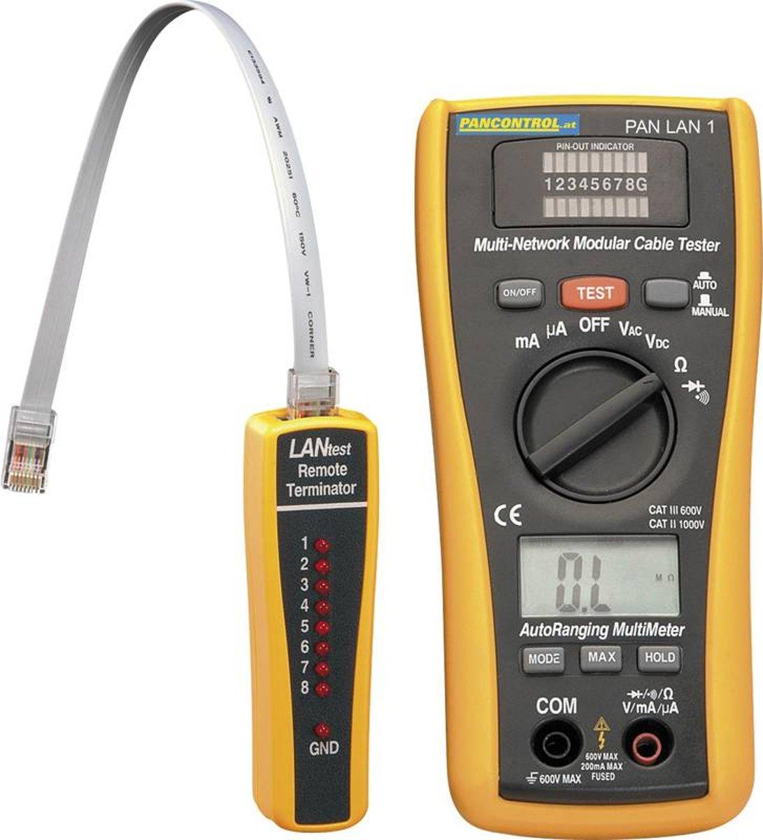 PAN LAN1 tester en digitale multimeter kopen
