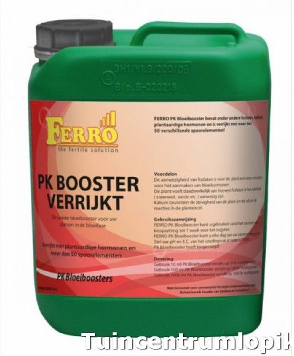 Ferro PK Booster Verrijkt ltr