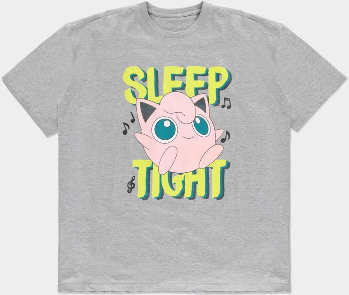 Pokémon - Jigglypuff Oversized Women's T-shirt - XL kopen