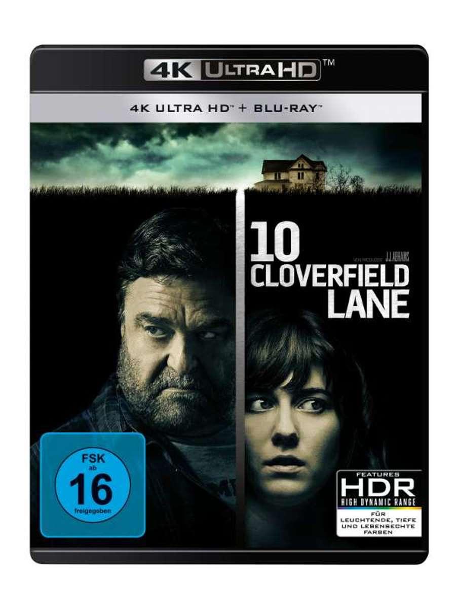 10 Cloverfield Lane (Ultra HD Blu-ray & Blu-ray)-