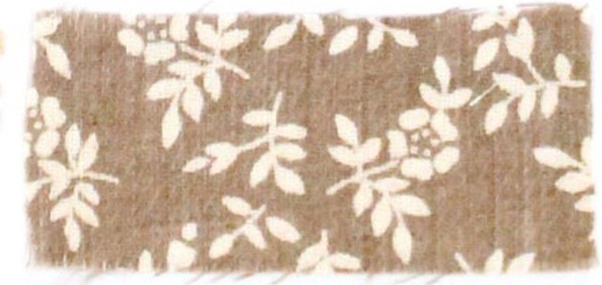 Tissu-de-marie-stof-100-katoen-bloem-groot-2m-x-1.45-m.-47--wit ... 38b71239df9c
