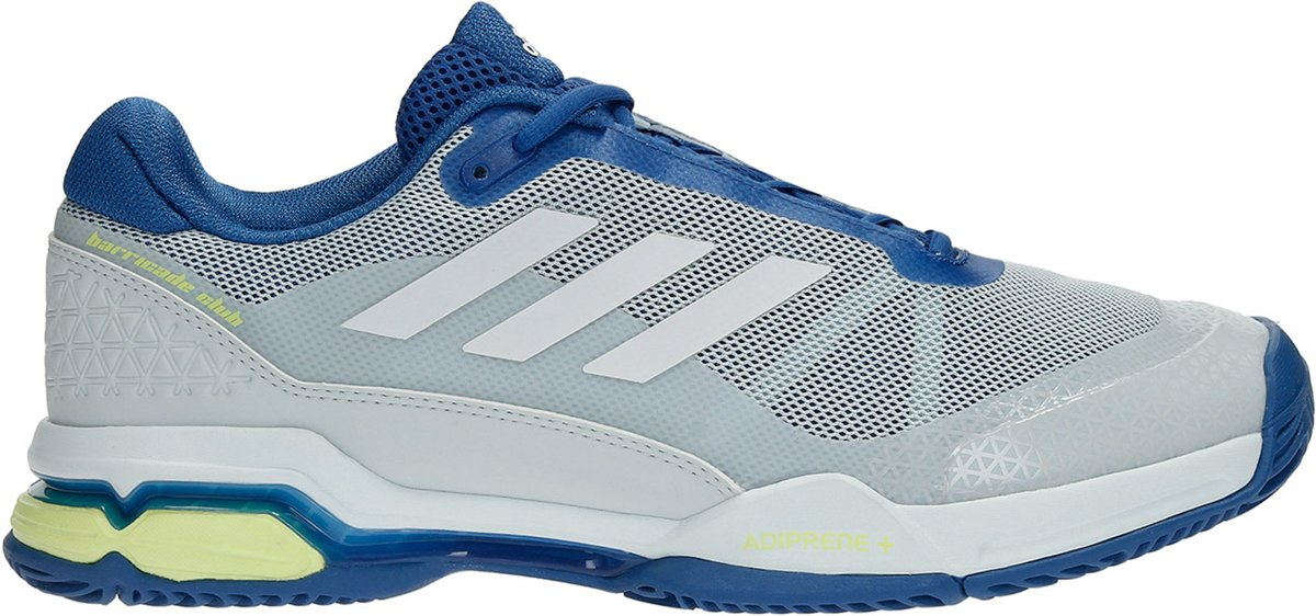bol.com | adidas Barricade Club Clay Tennisschoen heren ...
