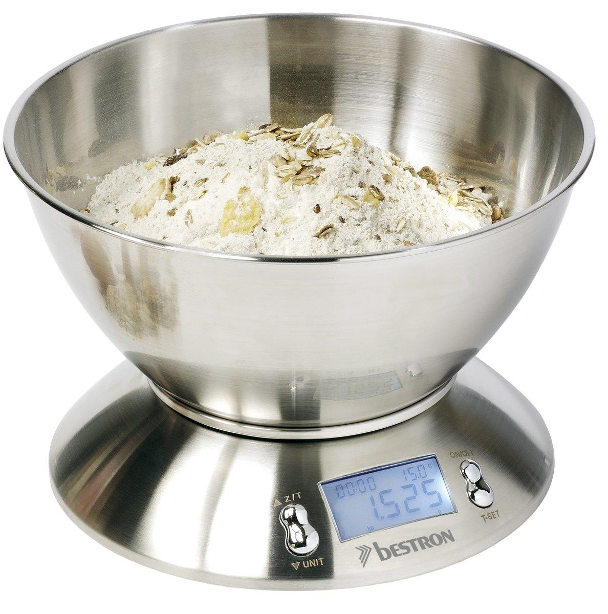 Bestron Keukenweegschaal DEK4150