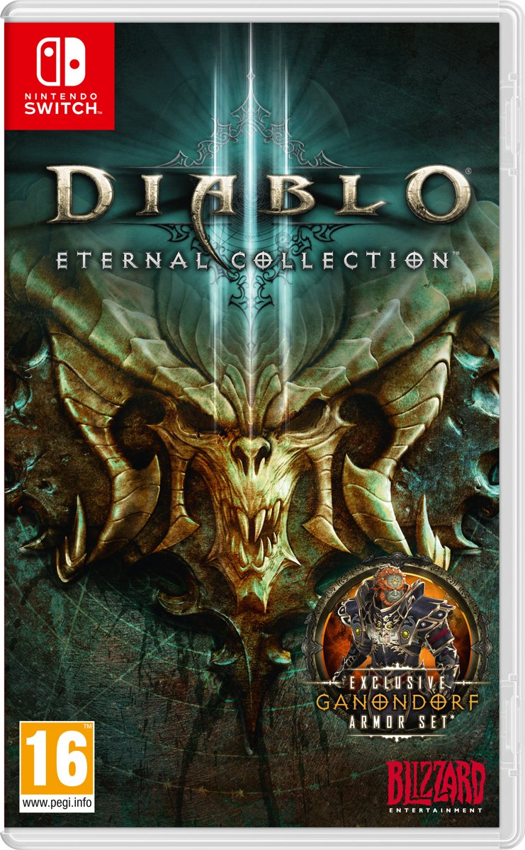 Diablo 3 - Eternal Collection Switch