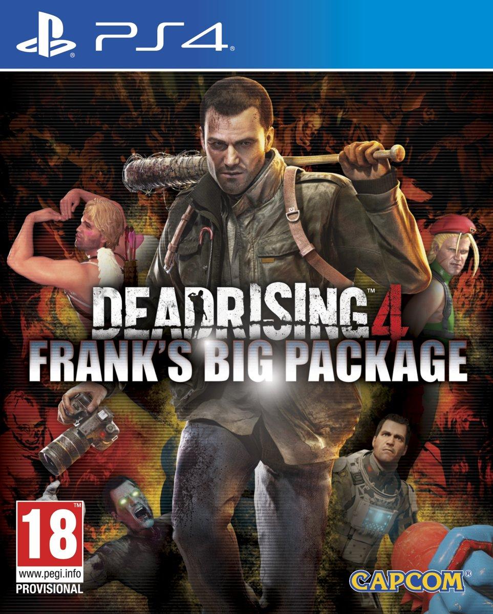 Dead Rising 4 - Frank's Big Package - PS4 voor €19,50