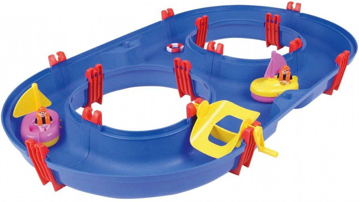 Bolcom Toyrific Aqua Play Park Large Waterbaan Inclusief
