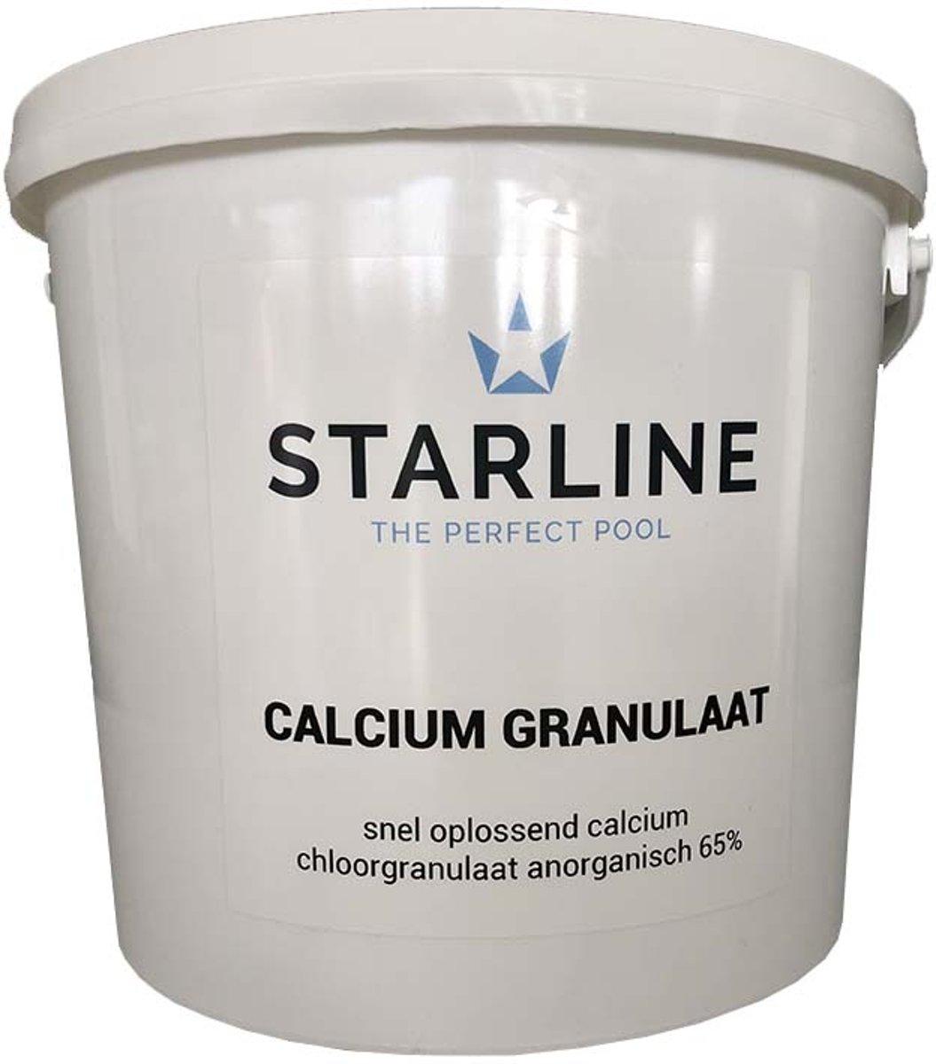 Starline Calcium Chloorgranulaat - 65% - 5Kg