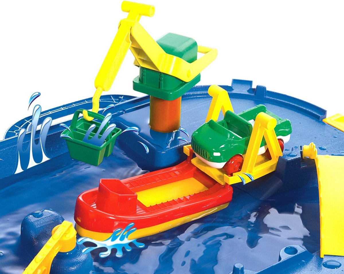 Bolcom Aquaplay Aqua Play N Go 660 Waterbaan Aquaplay Speelgoed
