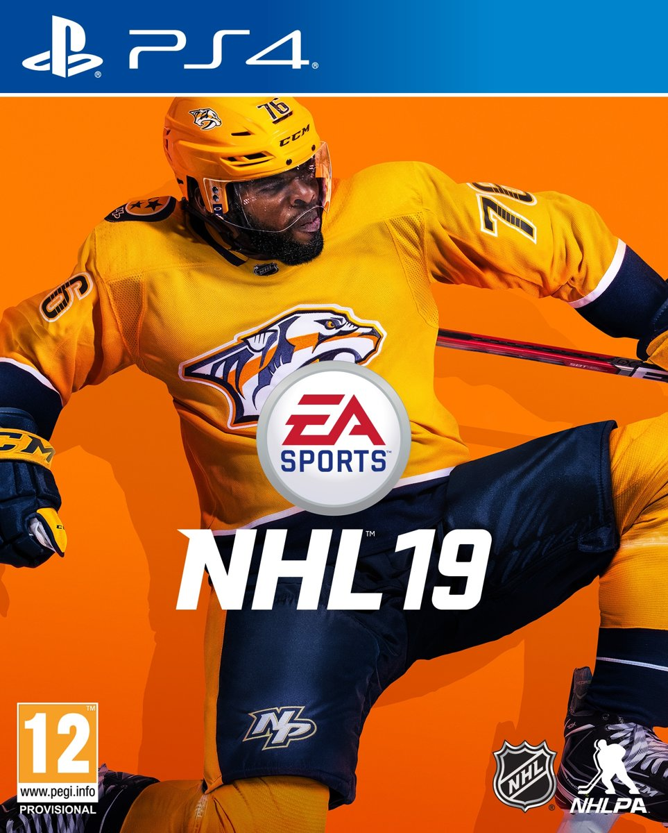NHL 19 PlayStation 4