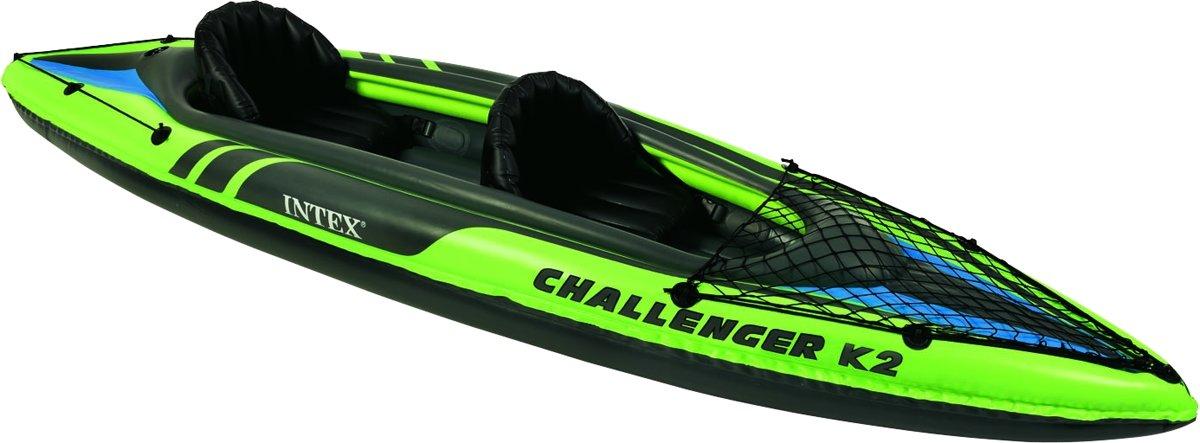 Challenger K2 - Kayak - 2-Persoons - 351x76x38 cm