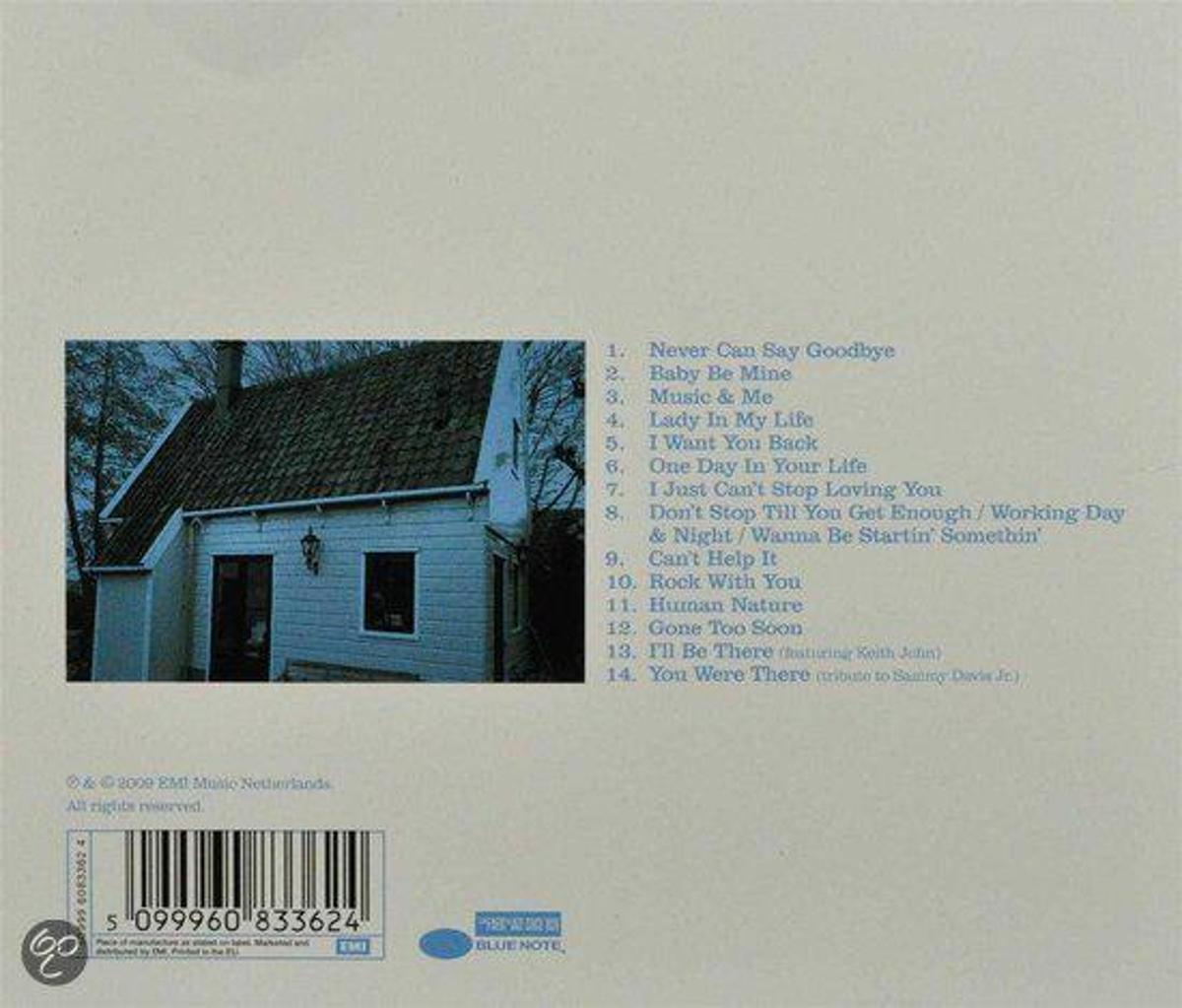 Bolcom Never Can Say Goodbye Trijntje Oosterhuis Cd Album