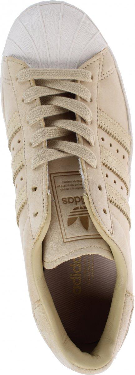 La Crème Des Années 80 Adidas Superstar Formateurs Hommes / Blanc qOAuB