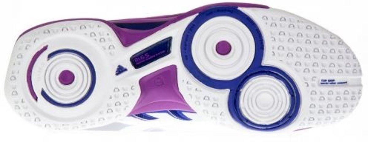 Adidas Zaalschoenen Adipower Stabil 11 Dames Paars Maat 48