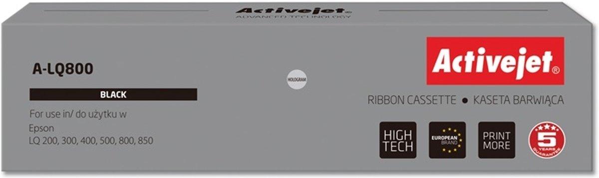 Activejet A-LQ800 printerlint Zwart kopen
