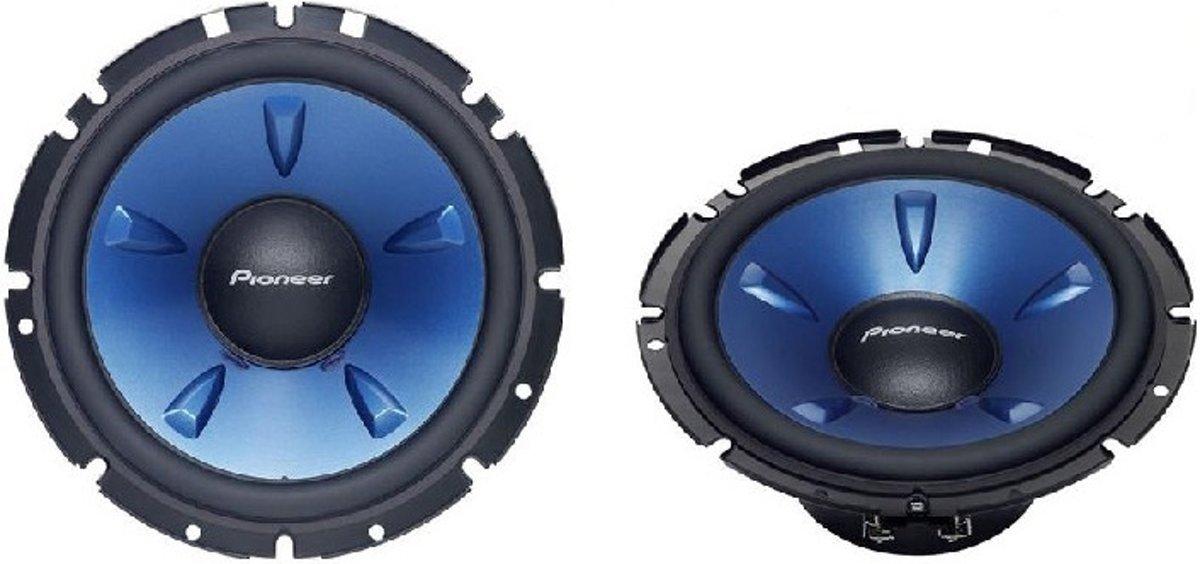 Pioneer TS-H1703 Speakerset 16,5cm Compo met losse tweeters - Inbouw kopen
