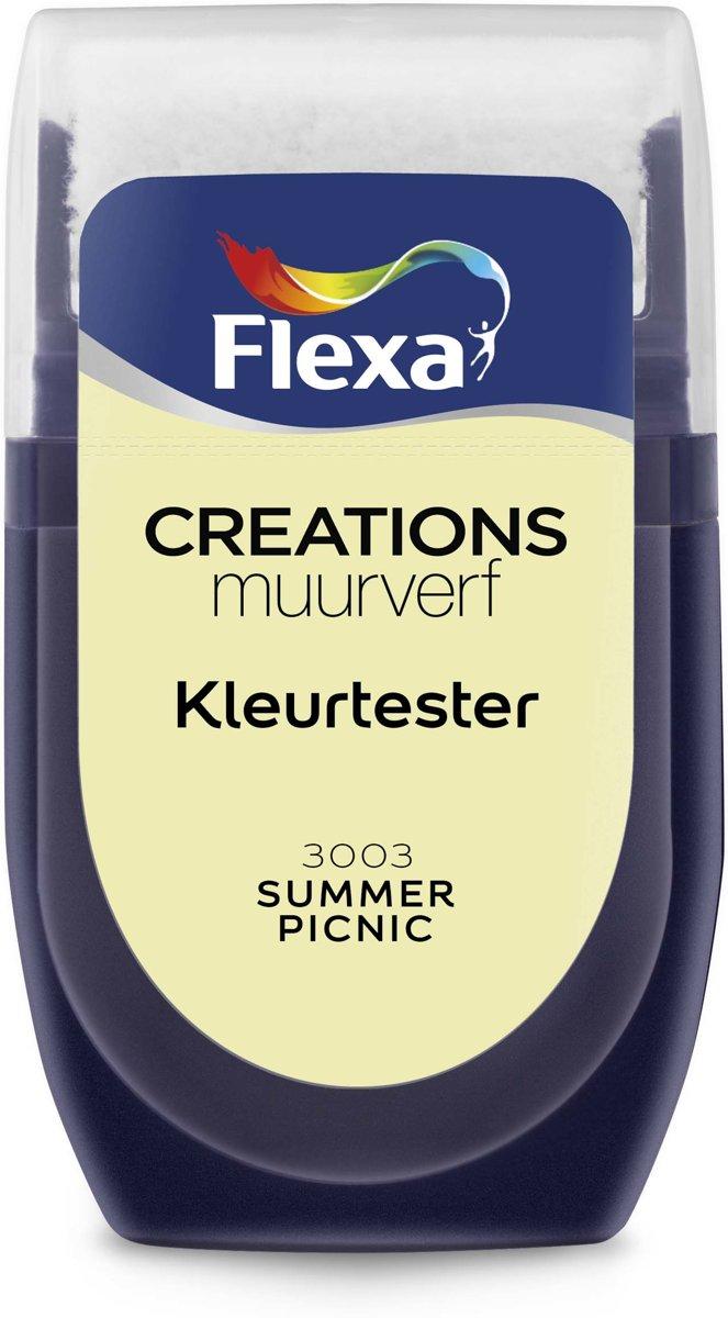 Flexa Creations Muurverf Tester 3003 Summer Picnic 30ml kopen