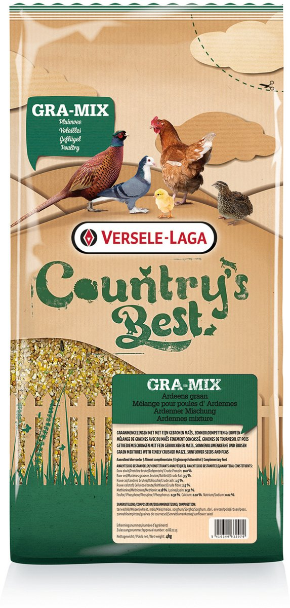 Versele-Laga Country's Best Gra-Mix - 4 kg