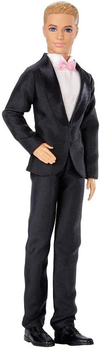 Barbie Bruidegom Ken Tienerpop 33 Cm