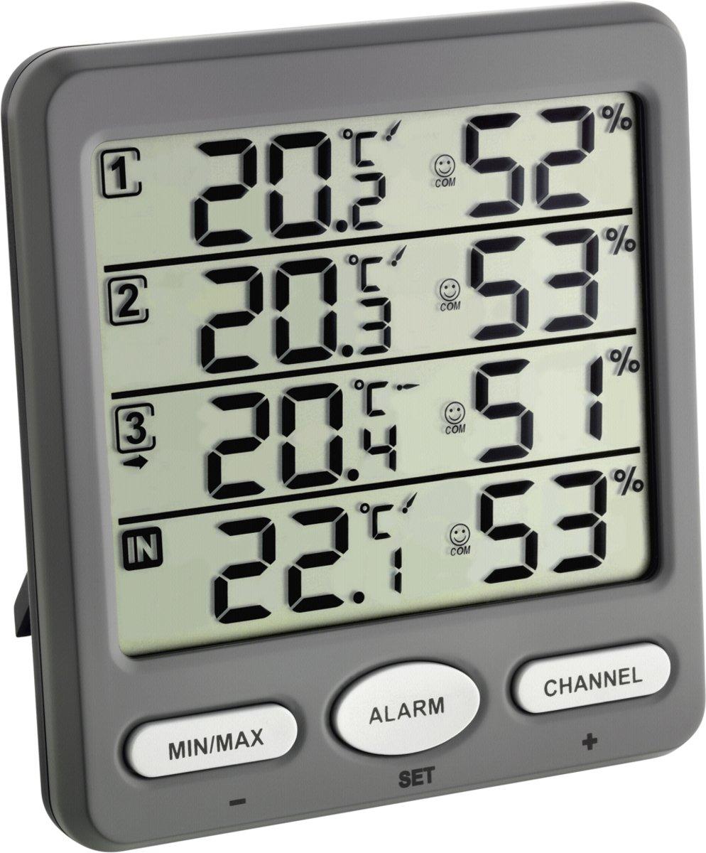 TFA 30.3054.10 Klima Monitor kopen