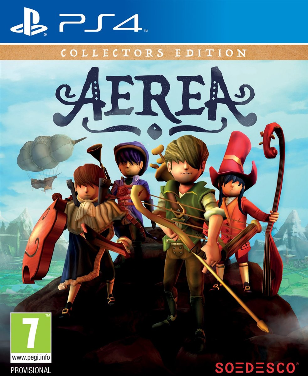 Aerea Collector's Edition PlayStation 4