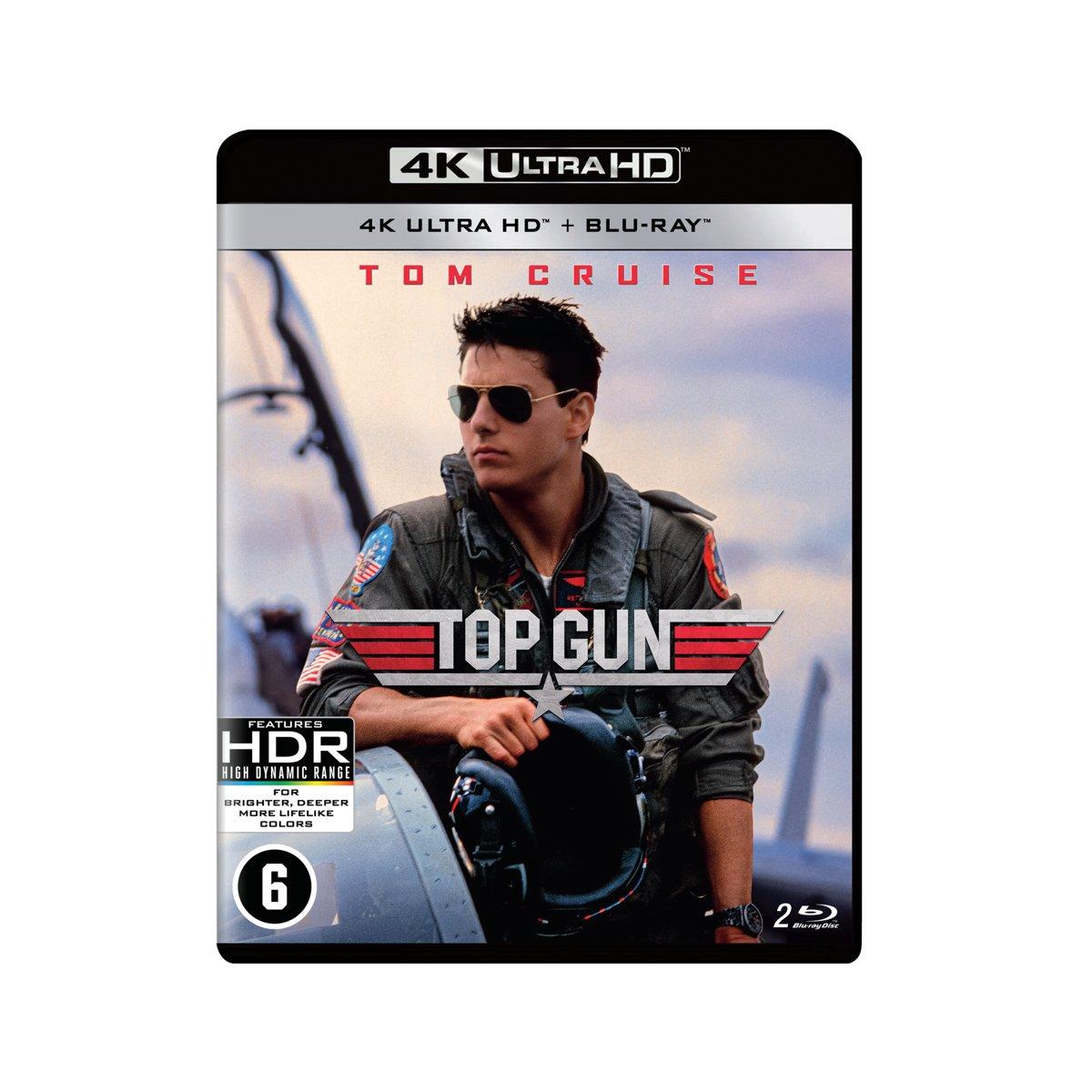 Top Gun (4K Ultra-HD Blu-Ray)-