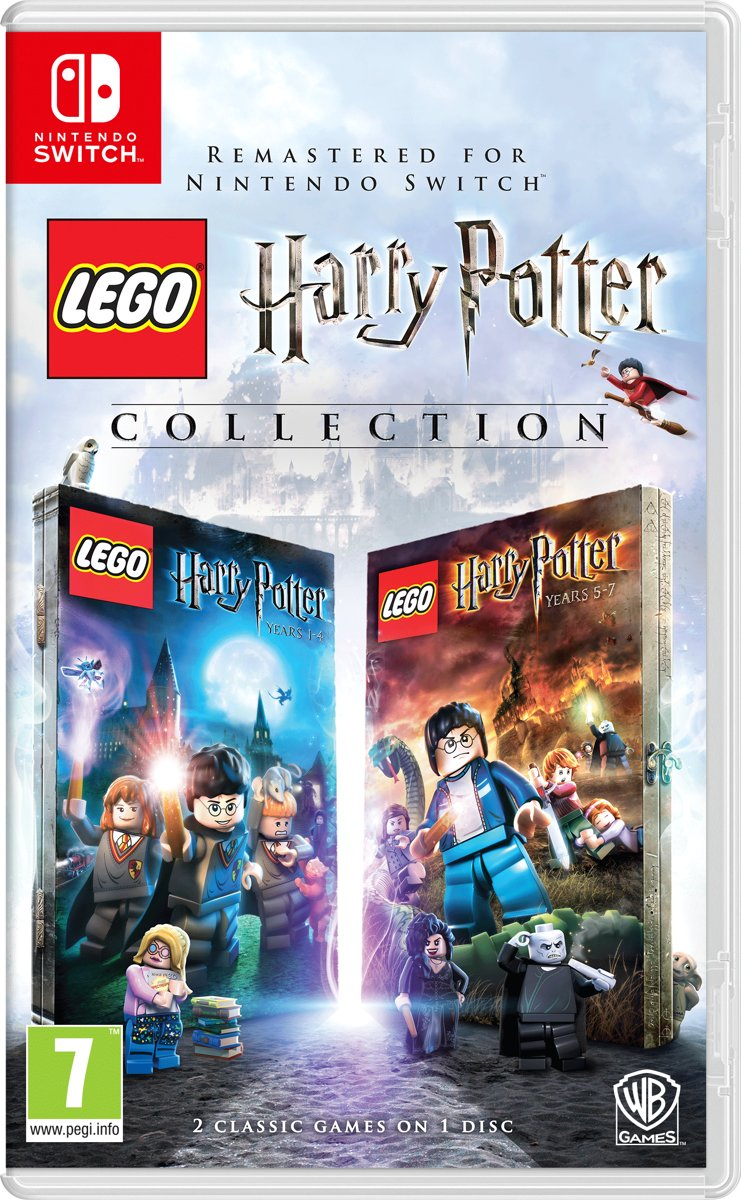 LEGO Harry Potter Collection: Jaren 1-7 Switch