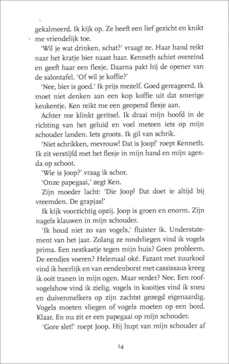 bol.com | Ik haat dieren, Elisabeth van Borselen | 9789049900892 | Boeken