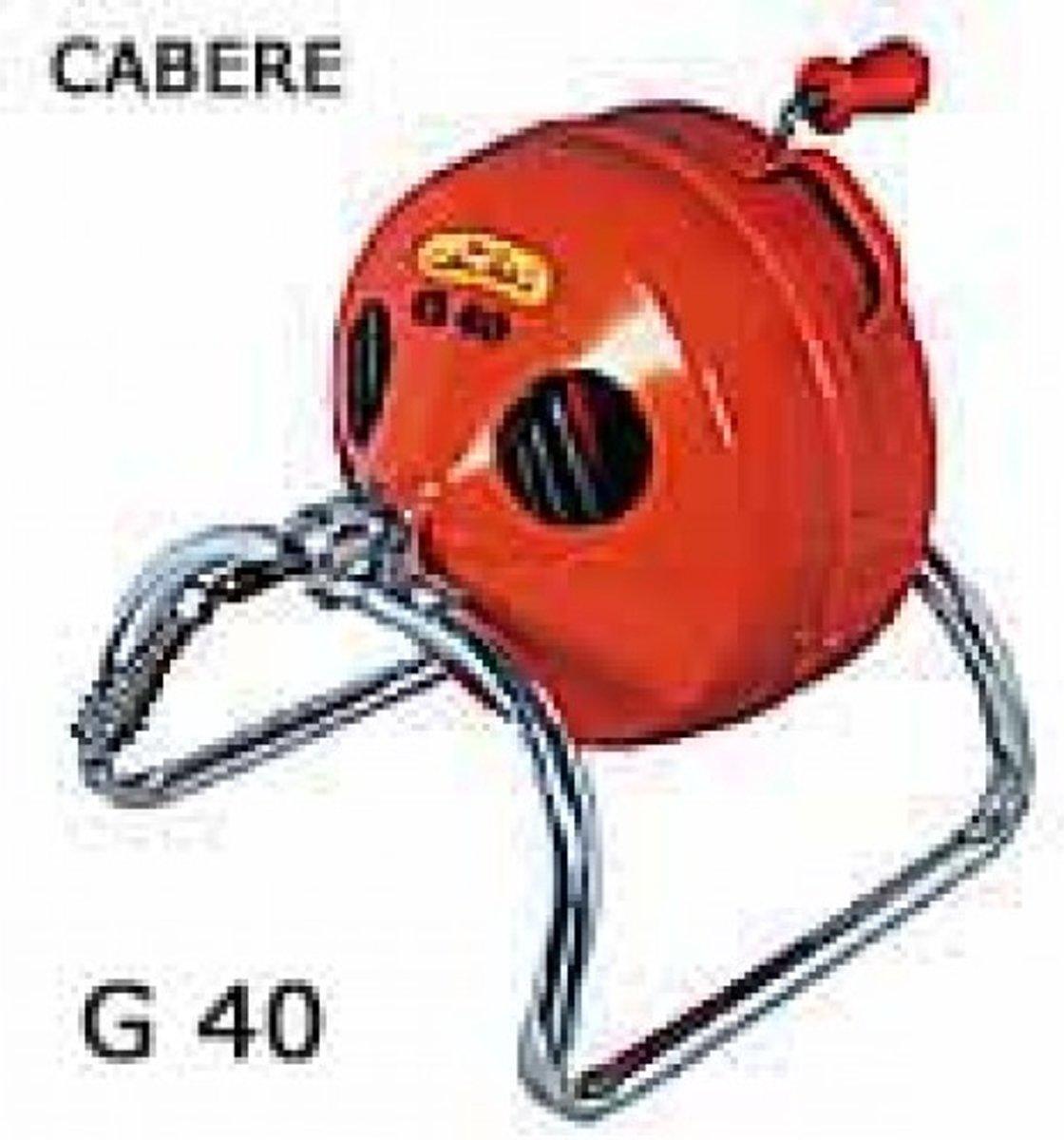 Cabere G40 Kogelgelagerde ontstopper - ontstoppingsveer kopen