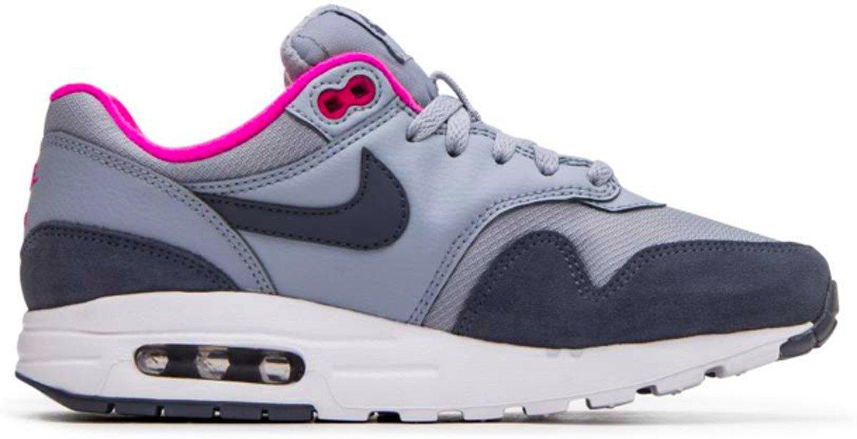 | Nike Air Max 1 GS 807605 400 Blauw Grijs 38.5
