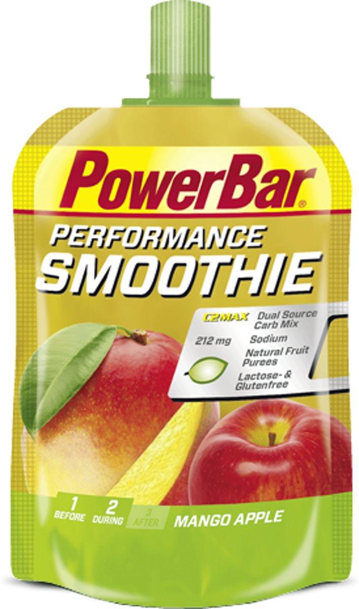 PowerBar Performance Smoothie Mango Apple 16*90 g kopen
