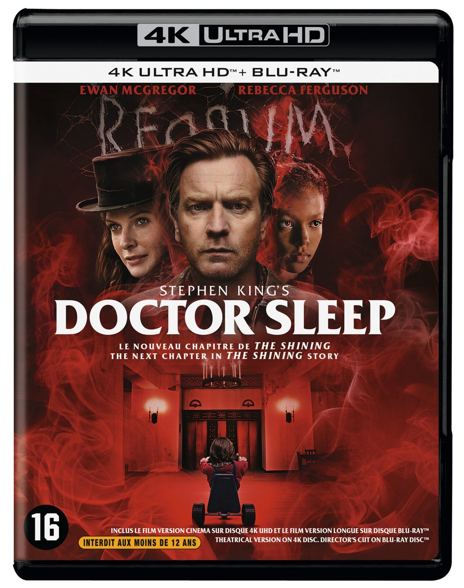 Doctor Sleep (4K Ultra HD Blu-ray)-