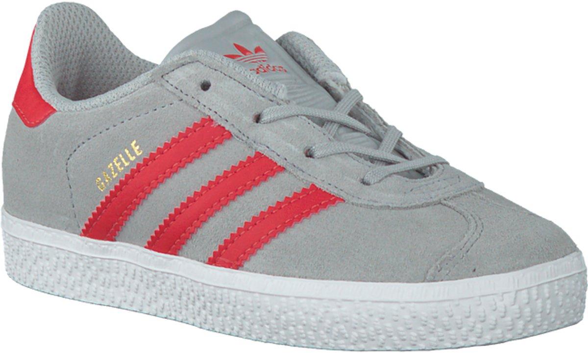 | Adidas Jongens Sneakers Gazelle Kids Grijs Maat 23