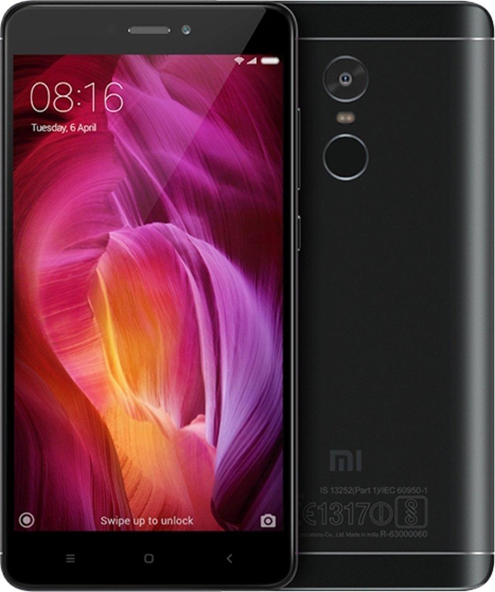 Xiaomi Redmi Note 4 - 32GB - Dual Sim - Zwart kopen