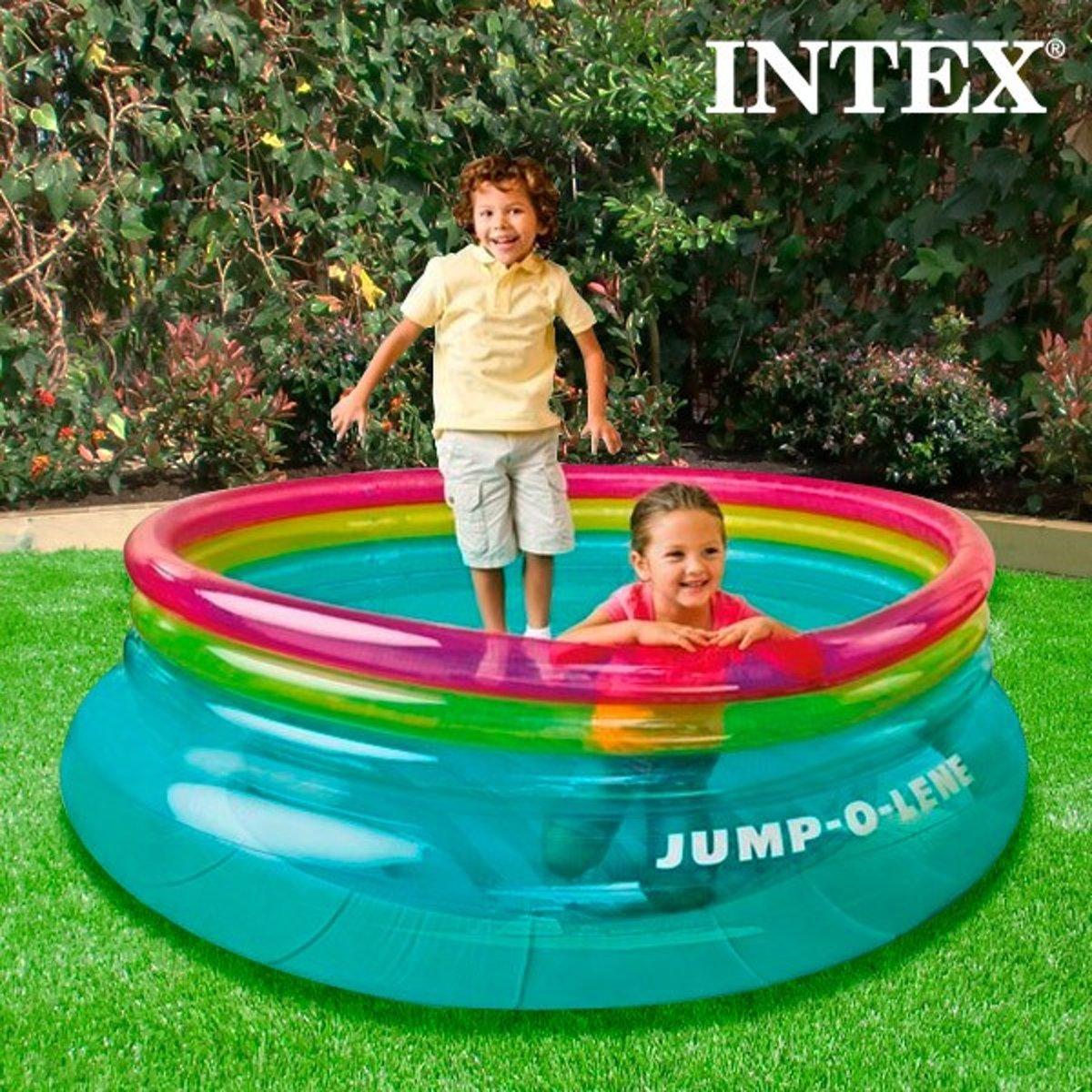 Intex Opblaasbare Tuimelaar