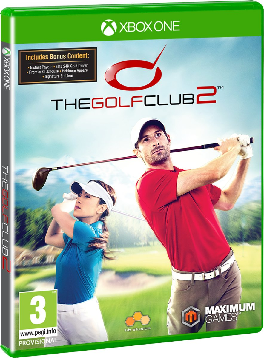 The Golf Club 2 Xbox One
