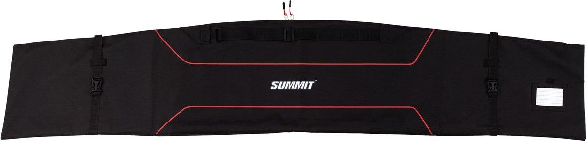 Summit Skifoudraal Large - Zwart/Rood kopen