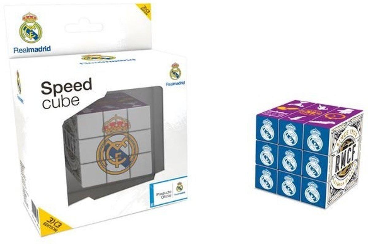 Real Madrid Puzzel Real Madrid 5,5 Cm