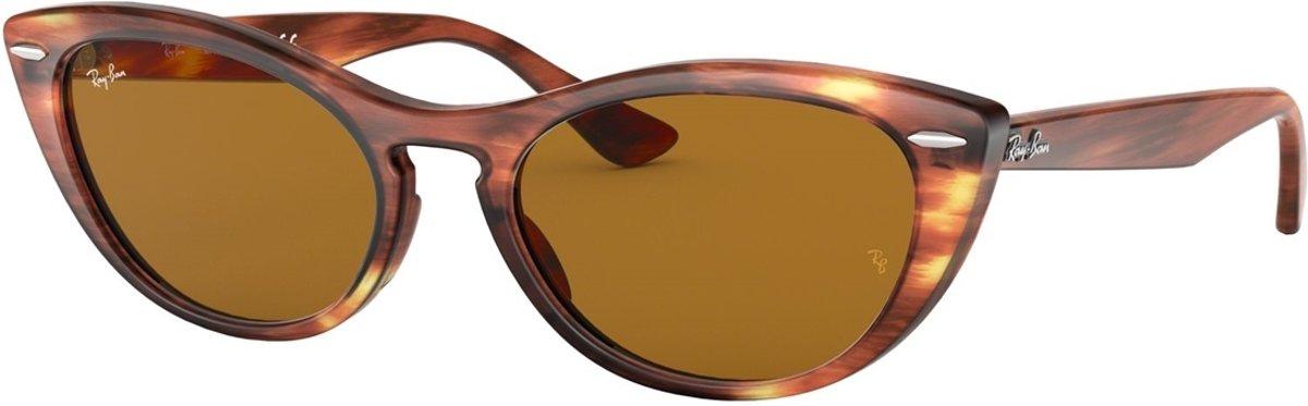 Ray-Ban Stripped Brown Zonnebril  - kopen