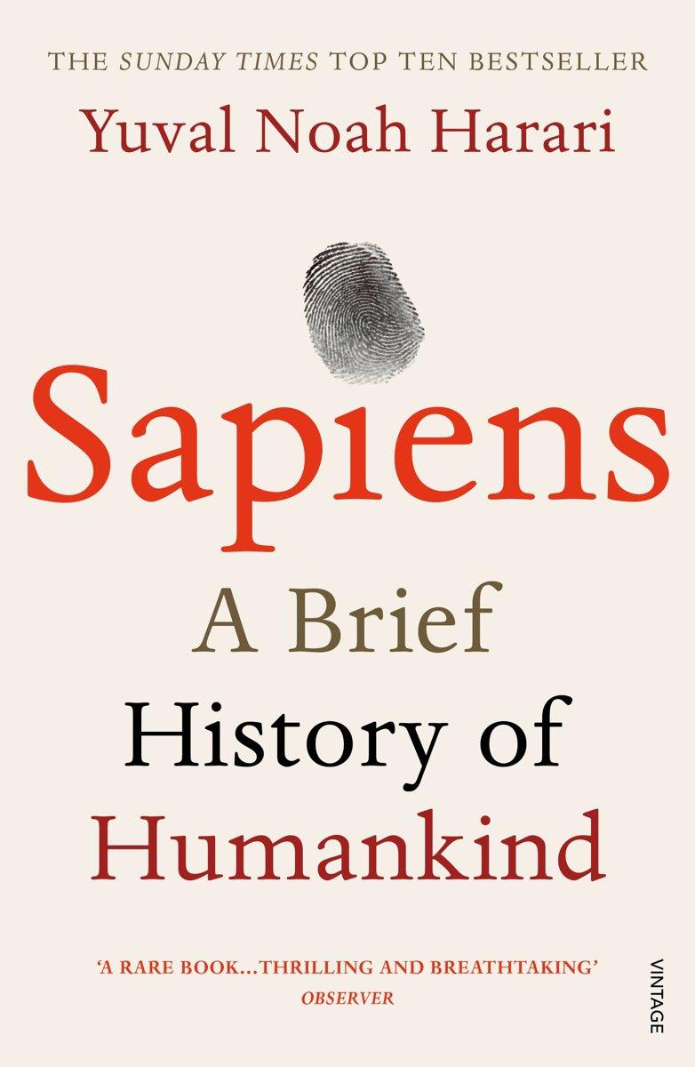 Afbeelding voor Sapiens [Engelstalig]