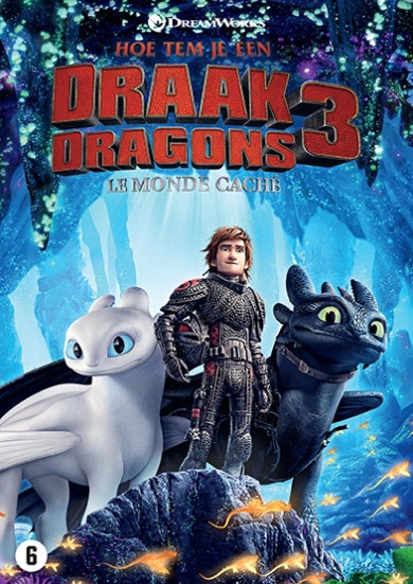 Kleurplaten Draken Berk.Bol Com Hoe Tem Je Een Draak 3 How To Train Your Dragon 3 Dvd