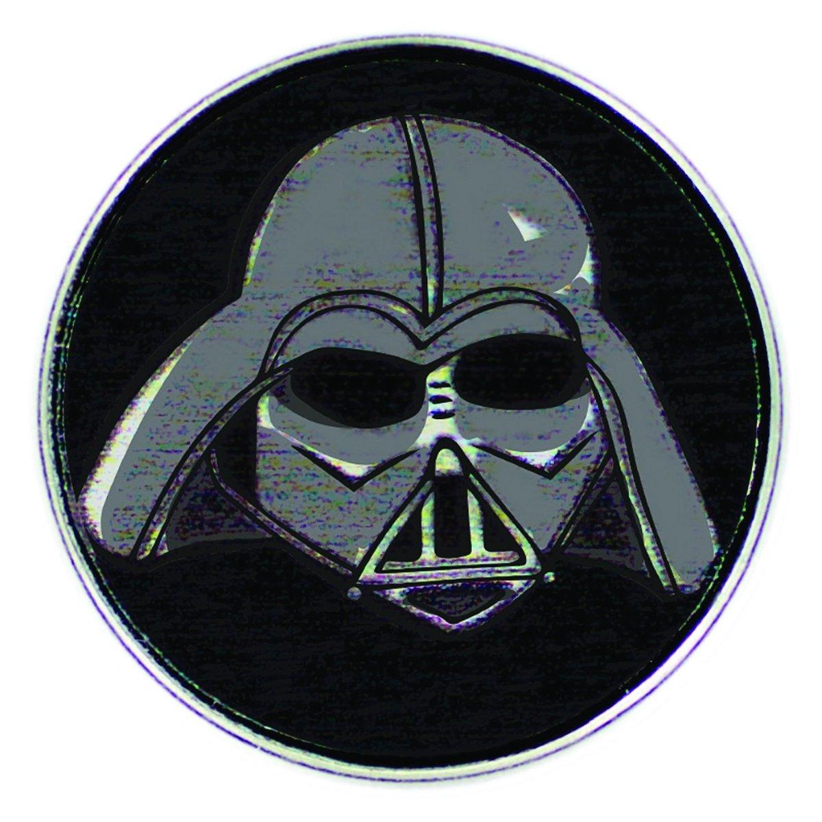 Star Wars™ Clicks - Darth Vader Mask catroon black kopen